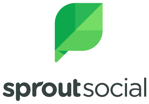 An image of the Sprout Social logo.
